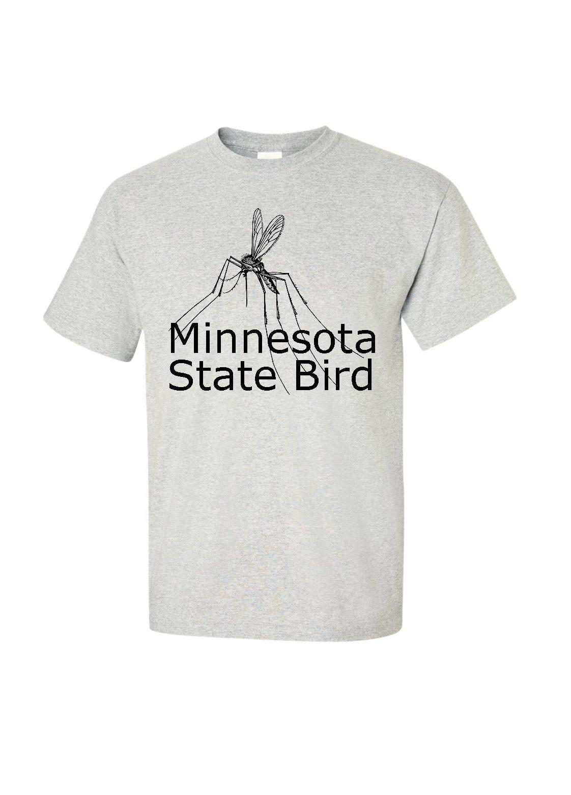 Minnesota State Bird Minnesota T Shirts Sweatshirts With All
