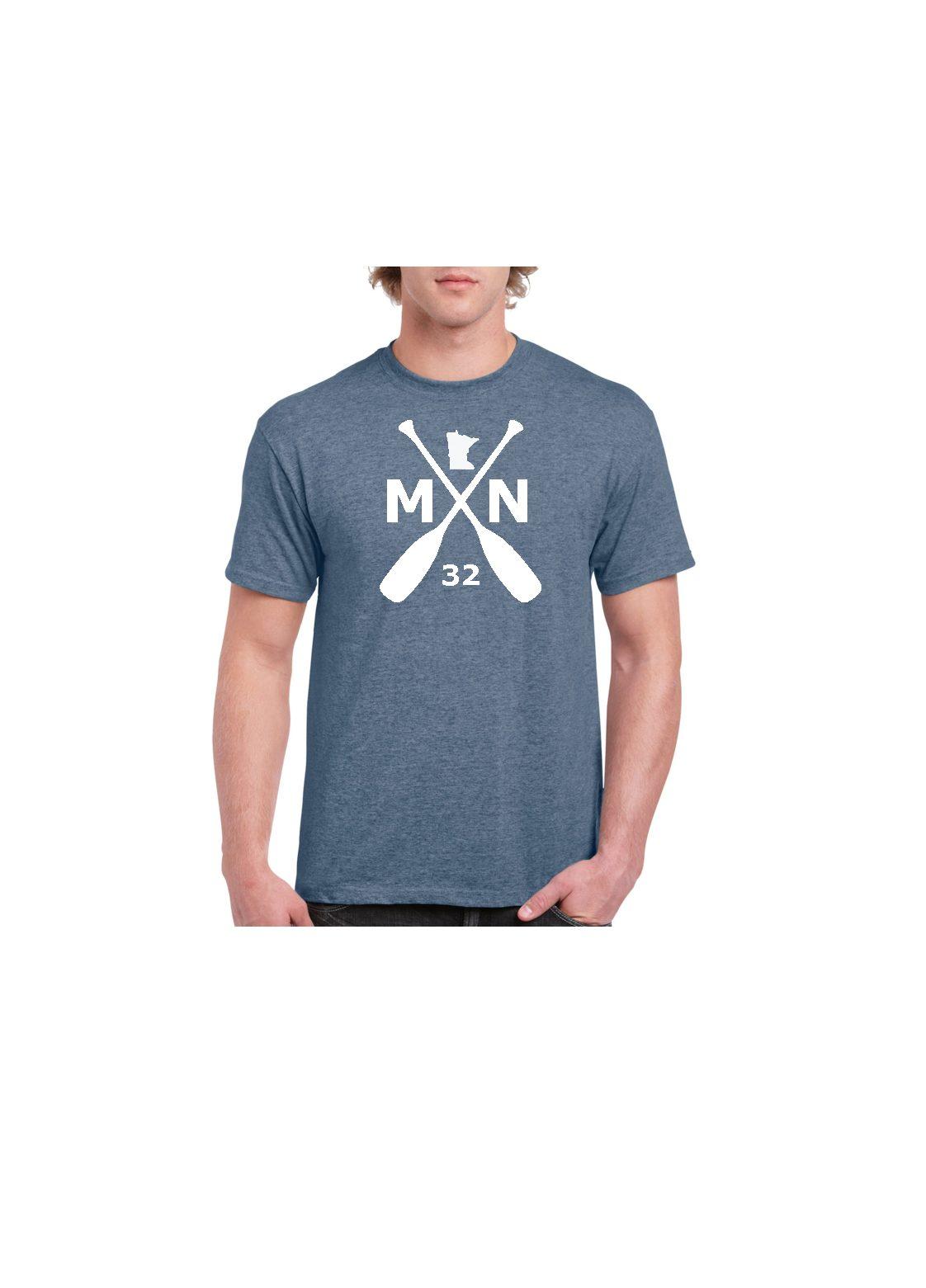Minnesota Paddles Minnesota T Shirts Sweatshirts With All Original